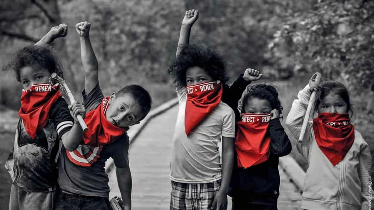 photo: Indigenous Environmental Network